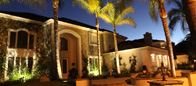 Custom Outdoor Landscape Lighting